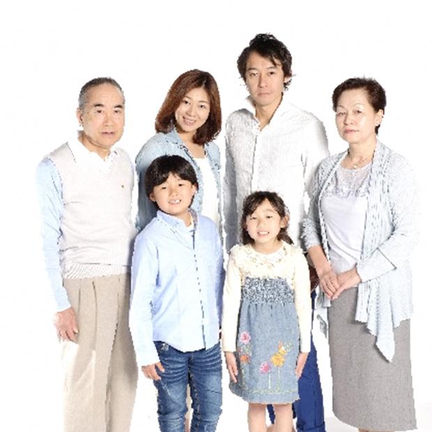 3世代家族で楽しめるのイメージ