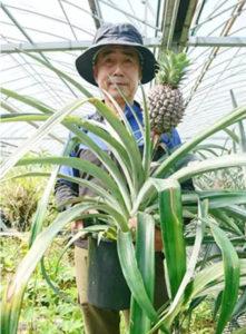 片地園芸組合 上村尚宏さん