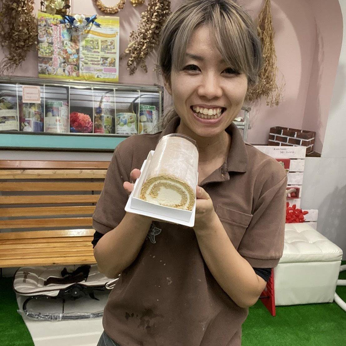 プルメリアラクーン オーナーパティシエ 三谷優香さん